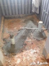 شركة تسليك مجاري تسليك حمامات مطابخ غرف تفيش