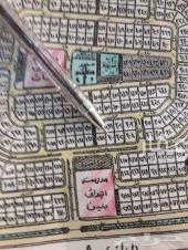 أرض للبيع بمخطط128 أ العزيزية875م شارع 30جنوب
