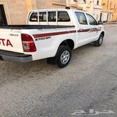 السيارة تويوتا -هايلوكس GLدبل  الموديل2013