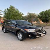 للبيع لاند GXR V8 2012 بحالة الوكالة