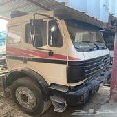 شاحنة مرسيدس البي العدد 2