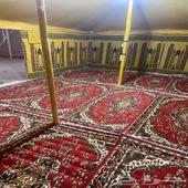 مخيم للبيع في غضا عنيزه