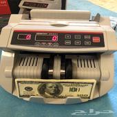 مكينة عد النقود جديدة