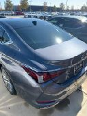 2019 lexus Es350 full option DD