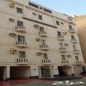 شقق 3و4 غرف للإيجار للعائلات بحي الواحة بجدة