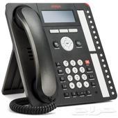 سنترالات هاتفية وأنظمة كاميرات مراقبة