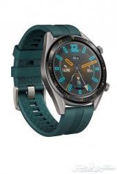 ساعة هواوي Huawei watch GT جديدة بقراطيسها