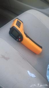 جهاز قياس الحرارة ليزر  للمكائن الزراعيه