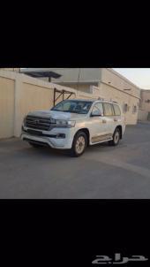 للبيع لاندكروزر سعودي  GXR 2017 رقم 3 فل كامل