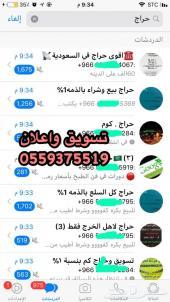 نشر وتسويق لاكثر من 200 الف شخص باقل الاسعار