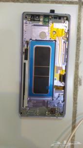 يتوفر شاشات جلكسي اس9أس8واس7 واس6