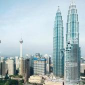 برنامج سياحى 10 ايام فى ماليزيا لشخصين وطفل