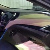 السياره   هوانداي- سنتافي 2014