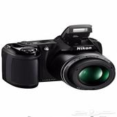 كاميرا nikon coolpix l340