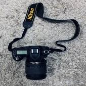 كاميرا نيكون d90 تايلندي مع شنطه نيكون وادوات