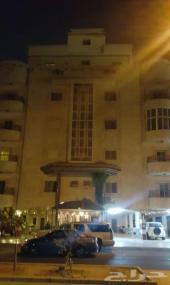 شقة للبيع بمدخلين مساحة233م حي المروة ._جدة