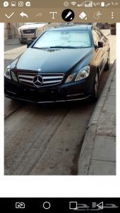 مرسيدس E250كوبيه