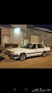 للبيع نيسان 200L موديل 1986