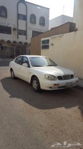 سيارة دايو للبيع موديل 2000