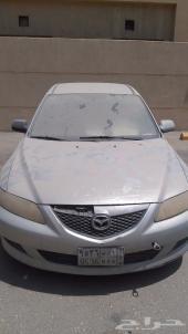 مازدا 6 2005 للبيع