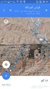أراضي بديراب بعد الاقمار الصناعية