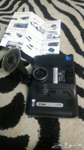 شاشة جي بي اس وكاميراتين بدون تخريم GPS
