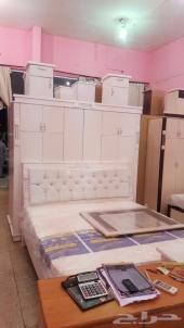 غرف نوم وطني جديده ألوان مختلفه السعر1300ريال