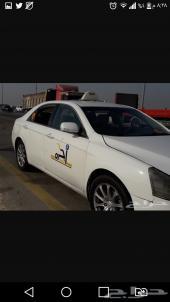 للبيع او للبدل تاكسي سي 8 موديل2013