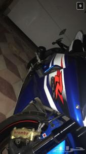 gsxr 1000 سوزوكي ابيض وزرق للبيع 2012