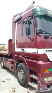 شاحنة ترلة اكتروس موديل 2001
