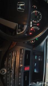 للبيع هوندا اكورد موديل 2012 ماشي 55 الف