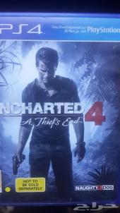uncharted4 للبيع او البدل ب شي مناسب
