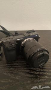 Sony NEX-7 مع عدسه 18-55