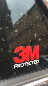 استمر تظليل 3M مرسيدس c