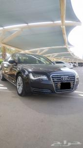 للبيع اودي a8 2012