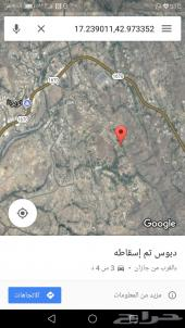أرض زراعية مساحة53500 م2