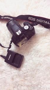 للبيع كاميرا كانون نظيفة 500D
