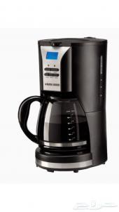 مكينة تحضير القهوة بلاك اند ديكر 150 فقط