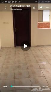 شقة عوائل بالرياض المونسية  غرفتين وصالة