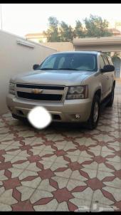 تاهو 2012 سعودي ( حفر الباطن)