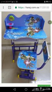 طاولات دراسة للاطفال شحن مجاني لجميع المملكة