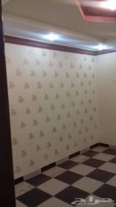 شقة عوائل مميزة بالرياض  اليرموك غرفتين وصالة