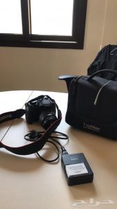 كاميرا كانون 650D نظيفة