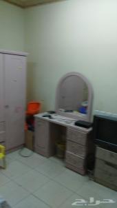 للايجار والشراكة بالسكن غرفة خاصة مفصولةبشقة