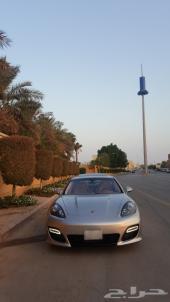 بورش باناميرا توربو Porsche Panamera turbo