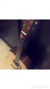 جيتار ياماها اكوستك  acoustic guitar