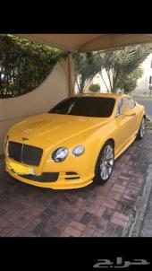 بنتلي GT 2014