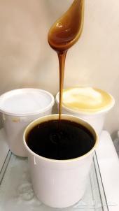 عسل سدر اصلي مفحوص في مختبر جودة العسل