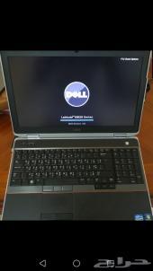 لابتوب ديل E6520 شاشة كبيرة