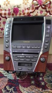 شاشة لكزس ES350 2009